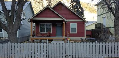 Missoula Single Family Home For Sale: 344 Speedway Avenue