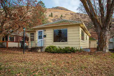 Missoula MT Single Family Home For Sale: $307,000