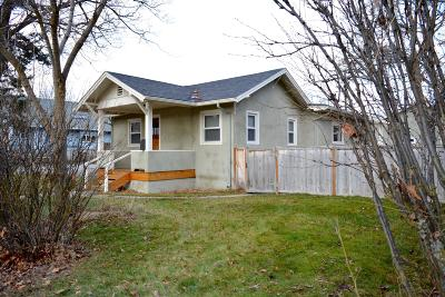 Missoula Single Family Home For Sale: 918 Cherry Street