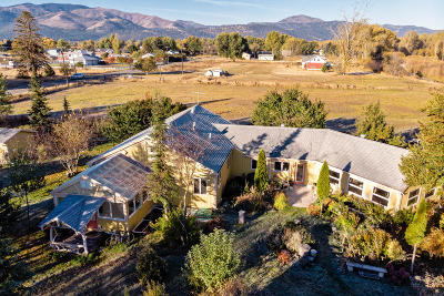Missoula County Single Family Home Under Contract Taking Back-Up : 3618 South 3rd Street West