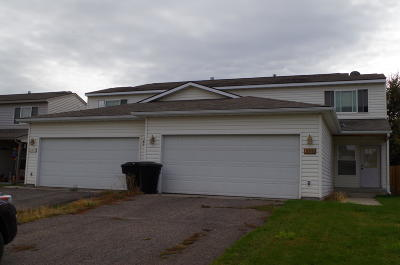 Kalispell Multi Family Home For Sale: 1988/1990 Greatview Drive