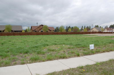 Kalispell MT Residential Lots & Land For Sale: $84,900