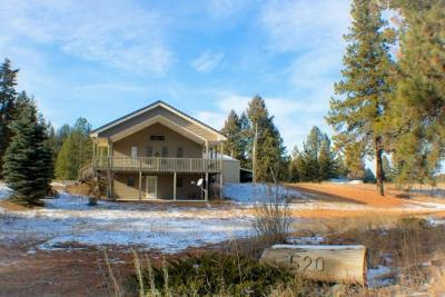 Flathead County Single Family Home Under Contract Taking Back-Up : 520 Lore Lake Road