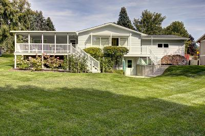 Flathead County Single Family Home Under Contract Taking Back-Up : 302 Salish Court