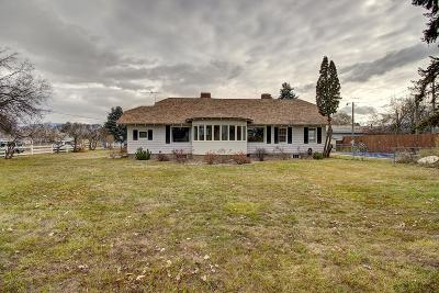 Missoula Single Family Home For Sale: 2541 River Road