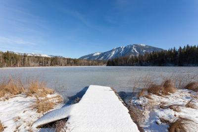 West Glacier, Polebridge Single Family Home For Sale: 825 Belton Stage