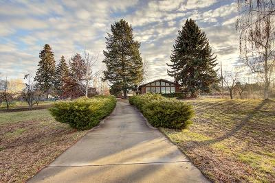 Lake County Single Family Home Under Contract Taking Back-Up : 39958 Mt Highway 35