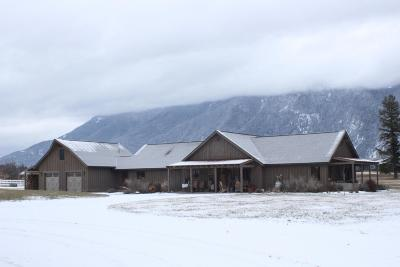 Flathead County Single Family Home Under Contract Taking Back-Up : 3150 Middle Road