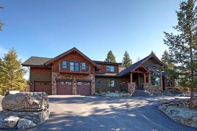 Flathead County Single Family Home For Sale: 141 Bjork Drive