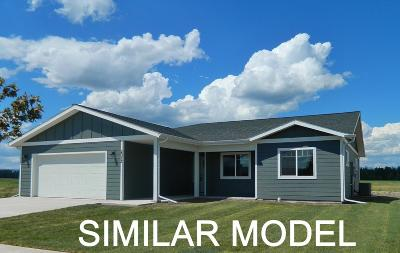 Kalispell Single Family Home For Sale: 150 Saint Regis Drive
