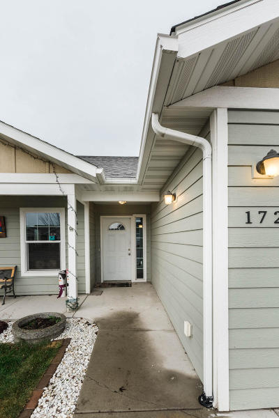 Flathead County Single Family Home For Sale: 172 Jackson Peak Drive