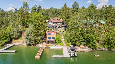 Flathead County Single Family Home For Sale: 43 Larchwood Lane