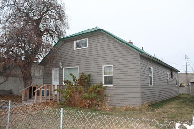 Polson Single Family Home For Sale: 103 3rd Avenue East