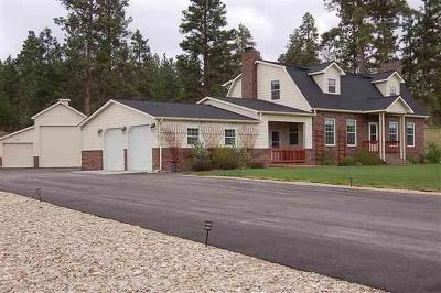 Florence MT Single Family Home For Sale: $445,000