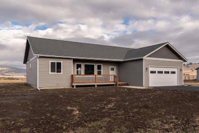 Flathead County Single Family Home For Sale: 257 Swiss Drive