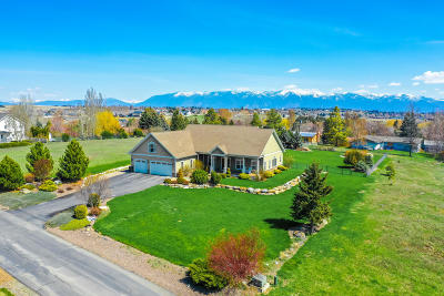 Kalispell MT Single Family Home For Sale: $519,000