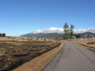 Flathead County Residential Lots & Land For Sale: Lot 3 Foxtail Drive