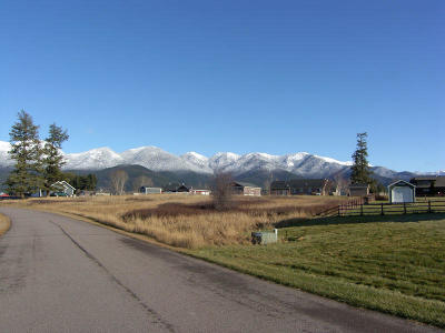 Flathead County Residential Lots & Land For Sale: Lot 4 Fox Den Trail