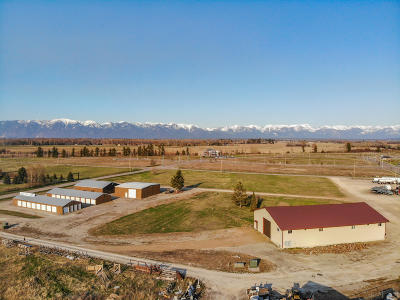 Flathead County Commercial Lease For Lease: Demersville Road