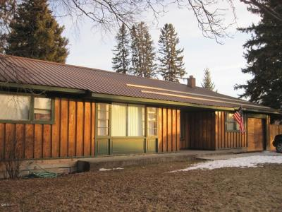 Flathead County Single Family Home For Sale: 1005 Columbia Avenue