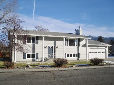 Missoula Single Family Home For Sale: 4550 Kaniksu Court
