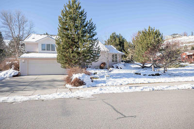 Missoula Single Family Home Under Contract Taking Back-Up : 5505 Prospect Drive