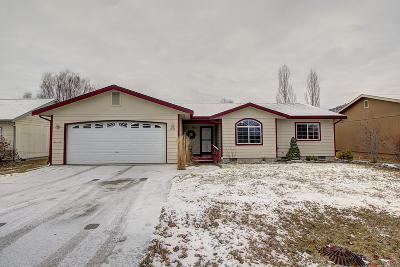 Kalispell MT Single Family Home For Sale: $239,500