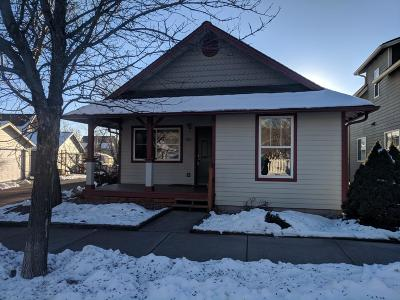 Missoula Single Family Home Under Contract Taking Back-Up : 4801 Bordeaux Boulevard