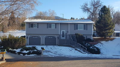 Missoula Single Family Home For Sale: 105 Redrock Place
