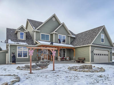 Kalispell Single Family Home For Sale: 302 West Bowman Drive