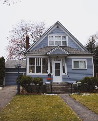 Kalispell Single Family Home Under Contract Taking Back-Up : 426 5th Avenue East