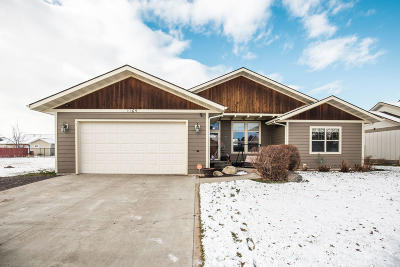 Flathead County Single Family Home For Sale: 1164 14th Avenue West