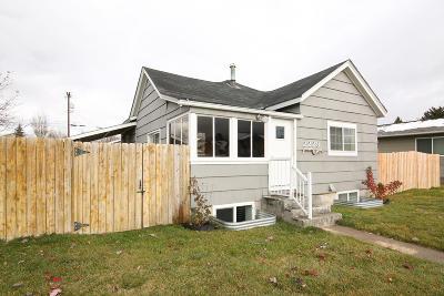 Missoula MT Single Family Home For Sale: $275,000