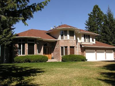 Missoula Single Family Home For Sale: 5295 Musket Lane