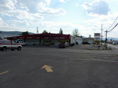 Kalispell Commercial For Sale: 16 7th Avenue West
