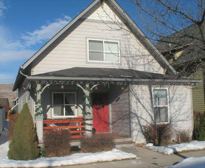 Missoula Single Family Home For Sale: 4608 Monticello Place