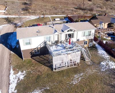 Mineral County Single Family Home For Sale: 113 Apple Lane