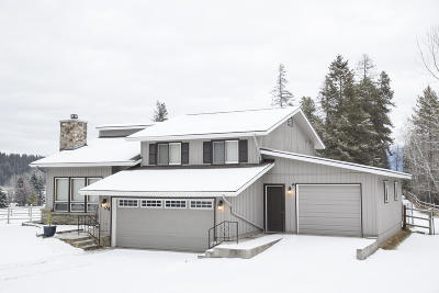 Whitefish Single Family Home Under Contract Taking Back-Up : 304 Mallard Loop