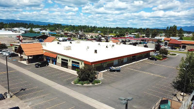 Flathead County Commercial For Sale: 2593 Us Highway 2