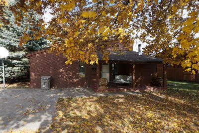 Whitefish, Olney Single Family Home For Sale: 220 Fox Farm Court