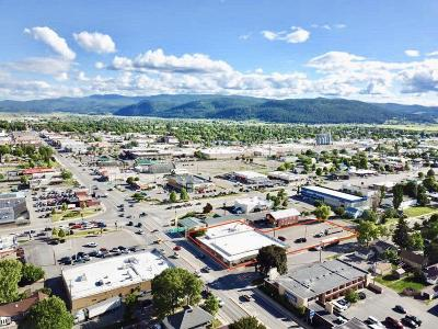 Flathead County Commercial Under Contract Taking Back-Up : 290 North Main Street