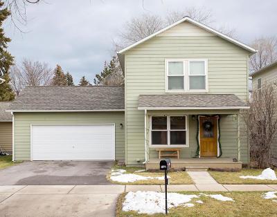 Missoula County Single Family Home For Sale: 1508 Kemp Street