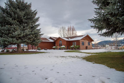Missoula Single Family Home For Sale: 3525 Karl Court