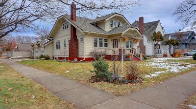 Missoula Single Family Home For Sale: 500 East Beckwith Avenue