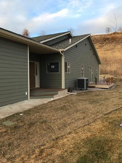 Flathead County Single Family Home Under Contract Taking Back-Up : 249 East Nicklaus Avenue