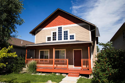 Missoula Single Family Home For Sale: 2544 Snaffle Bit Way