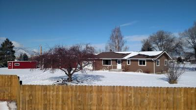 Ravalli County Single Family Home For Sale: 628 Ambrose Creek Road