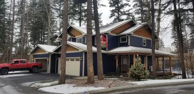 Flathead County Multi Family Home For Sale: 23 Cedar Pointe Loop