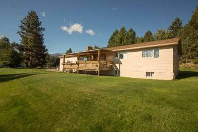 Ravalli County Single Family Home For Sale: 122 Canyon Creek Drive