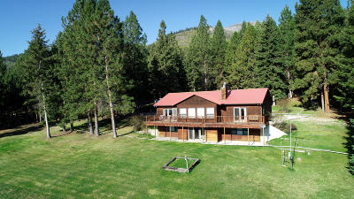 Ravalli County Single Family Home For Sale: 670 Eagles Roost Lane